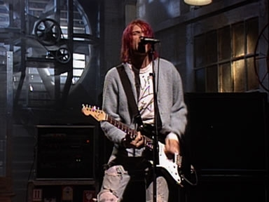 How many times did Nirvana play on 'Saturday Night Live'?
