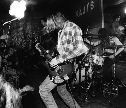 What was the first album by Nirvana?