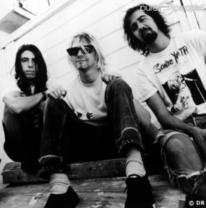 Before Nirvana, Kurt Cobain and Krist Novoselic played in a band together. Kurt played drums and Krist played bass. What band was this?