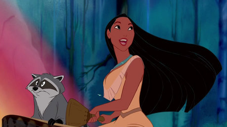Which year did Pocahontas come out?