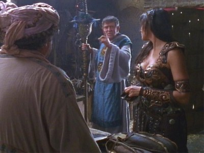 """At the end of """"Dreamworker"""" Elkton says to Xena: """"Tomorrow we start the ______ festival""""."""