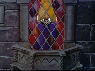 In the movie Snow White and the Seven Dwarfs what is the last name to be mentioned at the end of the movie?