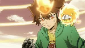 Who is Vongola Decimo(Tsuna's) Sun Guardian?