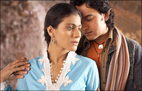 T/F: Fanaa was banned in the state of Gujarat (India)?