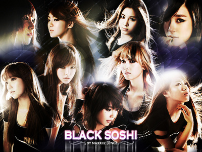 the song black soshi was at the end of wich song?