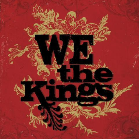What was We The Kings' first studio album called?