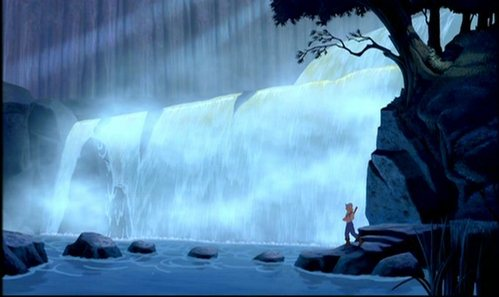 What is the first name to be mentioned in the movie Pocahontas?