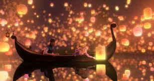 What is the first name ou titre to be mentioned in the movie Tangled?