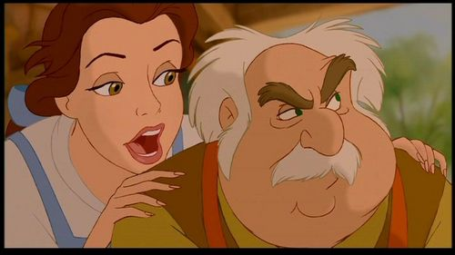 What was Belle's father?