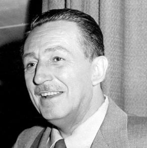 True or False: Walt Disney created Mickey Mouse?