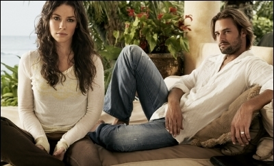 Sawyer and Kate made Amore for first time in...
