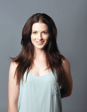 Her name in Legend of the Seeker is...