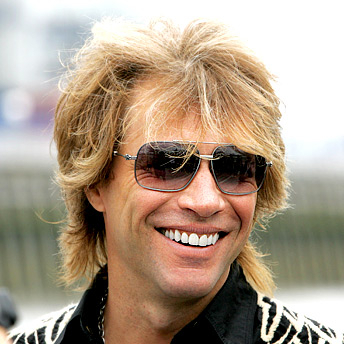 What was Bon Jovi's first studio album called?