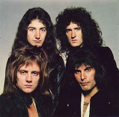 What was Queen's first studio album called?
