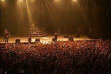 What was 3 Doors Down's first studio album called?