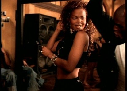 T/F: Jennifer Lopez appeard in Janet's 'That's The Way Love Goes' video.