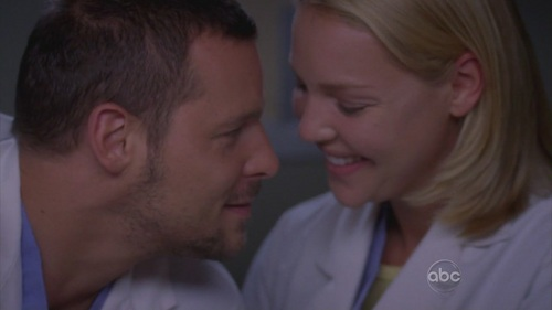 Izzie: [to Alex] I'm gonna work in Tacoma and it's gonna be awesome and you're gonna be _____________