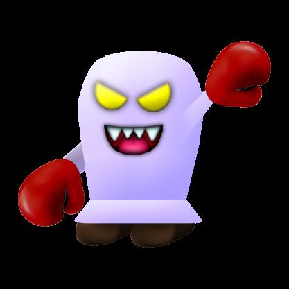 닌텐도 Characters - These enemies can be useful, and they can 펀치 unbreakable bricks, allowing Mario to reach items and 별, 스타 Coins that could not otherwise be reached