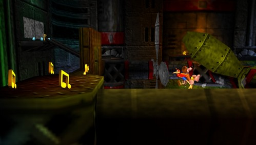 Which Classic Game is this Screenshot from?