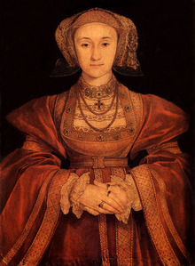 What did Henry VIII call Anne of Cleves after seeing her in person for the first time?