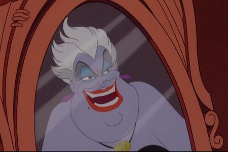 "Pat Caroll voiced Ursula in ""The Little Mermaid. She also voiced another villain. Who was she?"