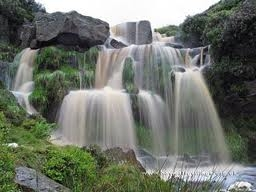 Haunted Yorkshire - The ghost of which member of the Bronte family is said to seen by the Bronte waterfalls ?