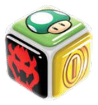 nintendo ITEMS - If a 1-Up jamur is shown, Mario will earn
