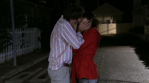 ¿En qué capítulo se besan por primera vez Mario y Jimena?