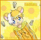 Who is this cute hamster?