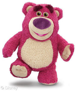What movie was Lotso in before he was in Toy Story 3?