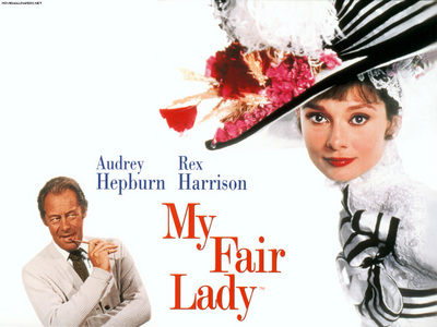 MONEY MAKES THE WORLD GO ROUND - What was the budget for the movie My Fair Lady (1964)?