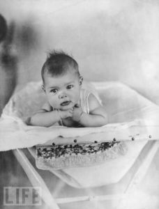 CLASSIC STARS AS BABIES - Who is she?