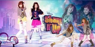 Who is funny in shake it up?