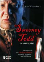 Tom played a small part in the TV drama &#39;Sweeney Todd&#39; what was the name of the character he played?