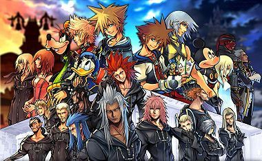 what is my favorite kingdom hearts character?