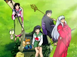 what is my favorite InuYasha characters