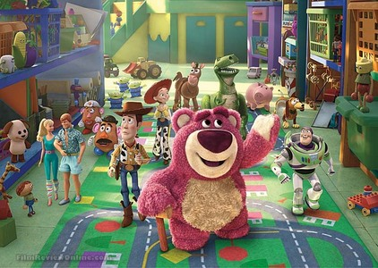 T/F: Toy Story 3 was nominated for 2010 Academy Award for Best Original Score.