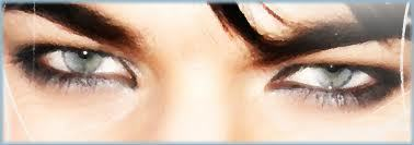 whos eyes are theese??