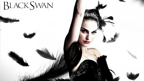 Yes you're beautiful, fearful, and fragile. Ideal casting. But the black swan? It's a hard fucking _____ to dance both.