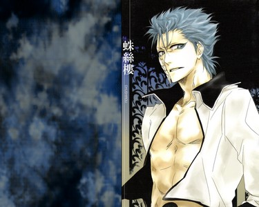 What number was Grimmjow before being #6
