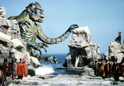 What is this creature and what movie is it from?