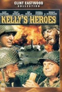 """who plays """"Big Joe"""" in """"Kelly's Heroes""""?"""