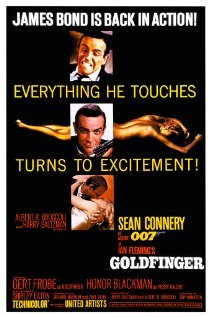"who did Honor Blackman play in ""Goldfinger""?"