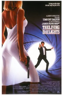 "what year was ""The Living Daylights"" released?"