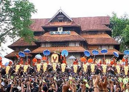 What is the name of this famous festival of Kerala?
