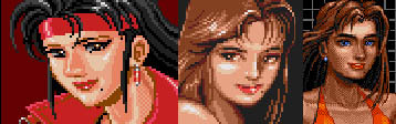 in video game streets of rage,what was the last name of Blaze?