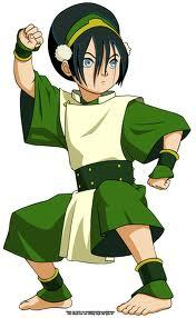 Who Plays Toph?