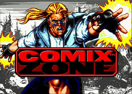 in comix zone,when আপনি press and hold button A,what does Sketch Turner do?