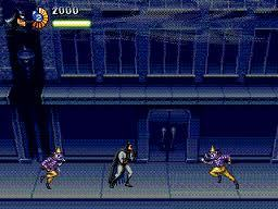 in video game the Adventures of Batman & Robin on mega drive/genesis,who is the main villain?