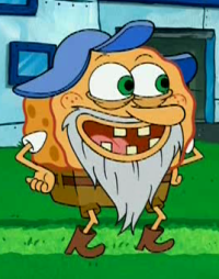 What is the name of Spongebob's uncle?